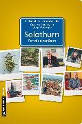 Cover-Bild zu Kaufmann, Beatrice: Solothurn - Porträt einer Stadt (eBook)