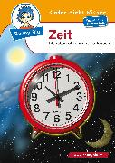 Cover-Bild zu Knoblach, Claudia: Benny Blu - Zeit (eBook)