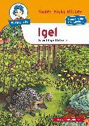 Cover-Bild zu Knoblach, Claudia: Benny Blu - Igel (eBook)