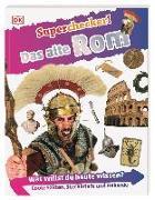Cover-Bild zu Chrisp, Peter: Superchecker! Das alte Rom