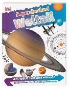 Cover-Bild zu Cruddas, Sarah: Superchecker! Weltall