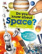 Cover-Bild zu Cruddas, Sarah: Do You Know About Space?
