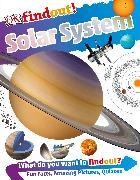 Cover-Bild zu Cruddas, Sarah: DKfindout! Solar System
