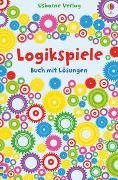 Cover-Bild zu Tudhope, Simon: Logikspiele