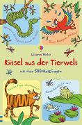 Cover-Bild zu Tudhope, Simon: Rätsel aus der Tierwelt