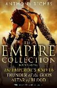 Cover-Bild zu Riches, Anthony: The Empire Collection Volume III (eBook)