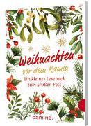 Cover-Bild zu Redaktion Camino (Hrsg.): Weihnachten vor dem Kamin