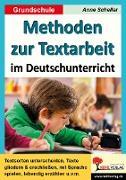 Cover-Bild zu Scheller, Anne: Methoden zur Textarbeit im Deutschunterricht (eBook)