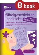 Cover-Bild zu Scheller, Anne: Bibelgeschichten leseleicht - Altes Testament (eBook)