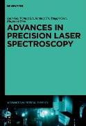 Cover-Bild zu Chen, Yangqin: Advances in Precision Laser Spectroscopy (eBook)
