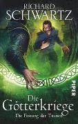 Cover-Bild zu Schwartz, Richard: Die Festung der Titanen