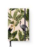 Cover-Bild zu teNeues Calendars & Stationery GmbH & Co. KG: Jungle 10x15 cm - GreenLine Journal - 176 Seiten, Punktraster und blanko - Hardcover - gebunden