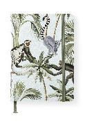 Cover-Bild zu teNeues Calendars & Stationery GmbH & Co. KG: Jungle 16x22 cm - GreenLine Journal - 176 Seiten, Punktraster und blanko - Hardcover - gebunden