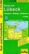 Cover-Bild zu Rund um Lübeck. 1:75'000