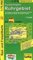 Cover-Bild zu Ruhrgebiet.. 1:75'000