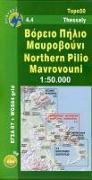 Cover-Bild zu Northern Pilio. 1:50'000