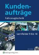 Cover-Bild zu Kundenaufträge Fahrzeugtechnik von Bierschenk, Klaus