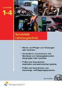 Cover-Bild zu Berufsfeld Fahrzeugtechnik von Staudt, Wilfried