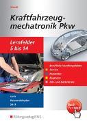 Cover-Bild zu Kraftfahrzeugmechatronik / Kraftfahrzeugmechatronik PKW von Staudt, Wilfried