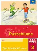 Cover-Bild zu Pusteblume. Das Sprachbuch 3. Arbeitsheft inkusiv