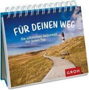 Cover-Bild zu Groh Verlag: Für deinen Weg
