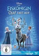 Cover-Bild zu Deters, Kevin (Reg.): Die Eiskönigin - Olaf taut auf & Die Eiskönigin - Party Fieber