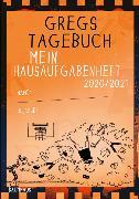 Cover-Bild zu Kinney, Jeff: Gregs Tagebuch - Mein Hausaufgabenheft 2020/2021 (VE5)