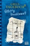Cover-Bild zu Kinney, Jeff: Gregs Tagebuch 2 - Gibt's Probleme?