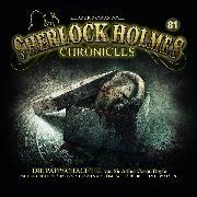 Cover-Bild zu Doyle, Sir Arthur Conan: Sherlock Holmes Chronicles, Folge 81: Die Pappschachtel (Audio Download)