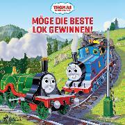 Cover-Bild zu Mattel: Thomas und seine Freunde - Möge die beste Lok gewinnen! (Audio Download)