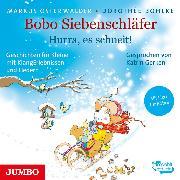 Cover-Bild zu Osterwalder, Markus: Bobo Siebenschläfer. Hurra, es schneit! (Audio Download)