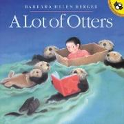 Cover-Bild zu A Lot of Otters von Berger, Barbara Helen