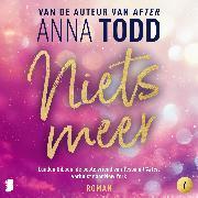 Cover-Bild zu Todd, Anna: Niets meer (Audio Download)