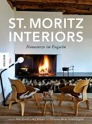 Cover-Bild zu Simoes, Agi: St. Moritz Interiors