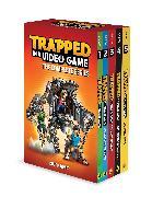 Cover-Bild zu Brady, Dustin: Trapped in a Video Game: The Complete Series