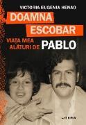 Cover-Bild zu Henao, Victoria Eugenia: Doamna Escobar (eBook)