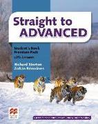 Cover-Bild zu Straight to Advanced. Student's Book Premium (including Online Workbook and Key) von Storton, Richard