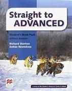 Cover-Bild zu Straight to Advanced Student's Book without Answers Pack von Storton, Richard
