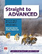 Cover-Bild zu Straight to Advanced Student's Book without Answers Premium Pack von Storton, Richard