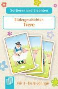 Cover-Bild zu Bildergeschichten - Tiere von Verlag an der Ruhr, Redaktionsteam