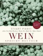 Cover-Bild zu Wein spricht deutsch von Pigott, Stuart