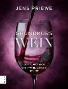 Cover-Bild zu Grundkurs Wein von Priewe, Jens