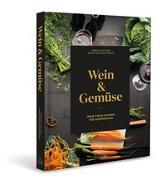 Cover-Bild zu Wein und Gemüse von Rüther, Manuela