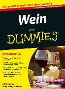 Cover-Bild zu Wein für Dummies von McCarthy, Ed