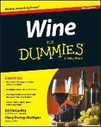 Cover-Bild zu Wine For Dummies von McCarthy, Ed