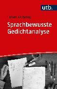Cover-Bild zu Sprachbewusste Gedichtanalyse (eBook) von Wolbring, Fabian