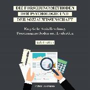 Cover-Bild zu Sommer, Patricia: Empirische Sozialforschung, Forschungsmethoden und Evaluation (Audio Download)