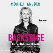 Cover-Bild zu Gruber, Monika: Backstage (Audio Download)