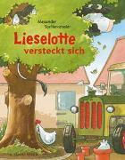 Cover-Bild zu Steffensmeier, Alexander: Lieselotte versteckt sich