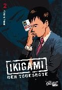 Cover-Bild zu Mase, Motoro: Ikigami 2 (eBook)